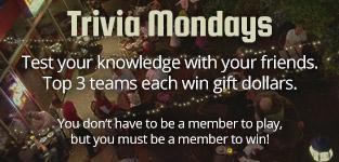 Trivia Mondays